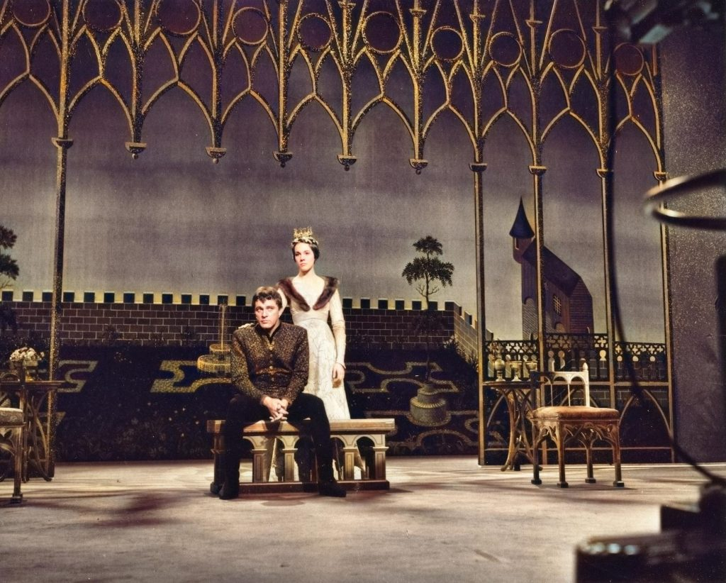 Camelot with Richard Burton & Julie Andrews