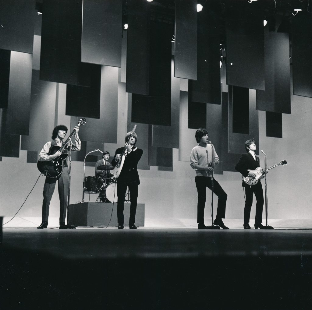 The Rolling Stones' First Appearance