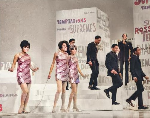 The Supremes & The Temptations