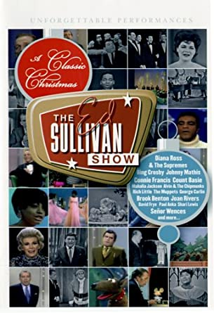 The Best of Ed Sullivan-4 DVD